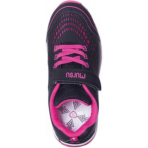 Кроссовки Mursu - черный/розовый от MURSU