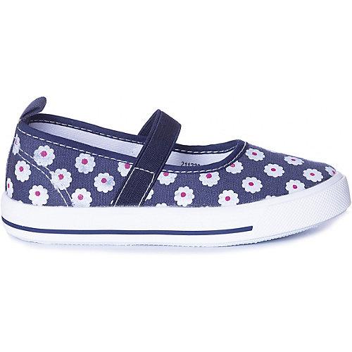Туфли Mursu - синий/белый от MURSU