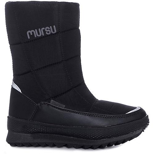 Дутики Mursu - черный от MURSU