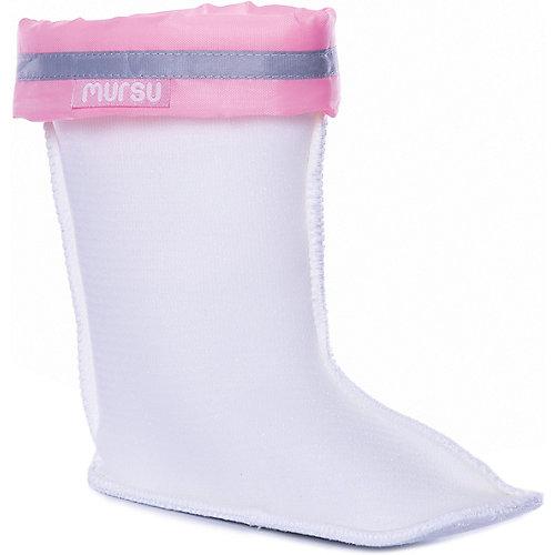 Резиновые сапоги Mursu - розовый от MURSU