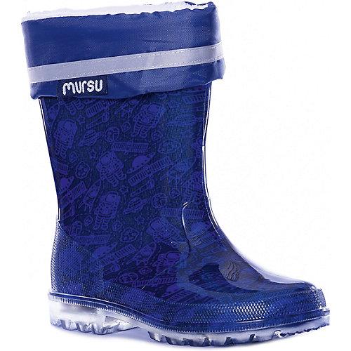 Резиновые сапоги Mursu - синий от MURSU