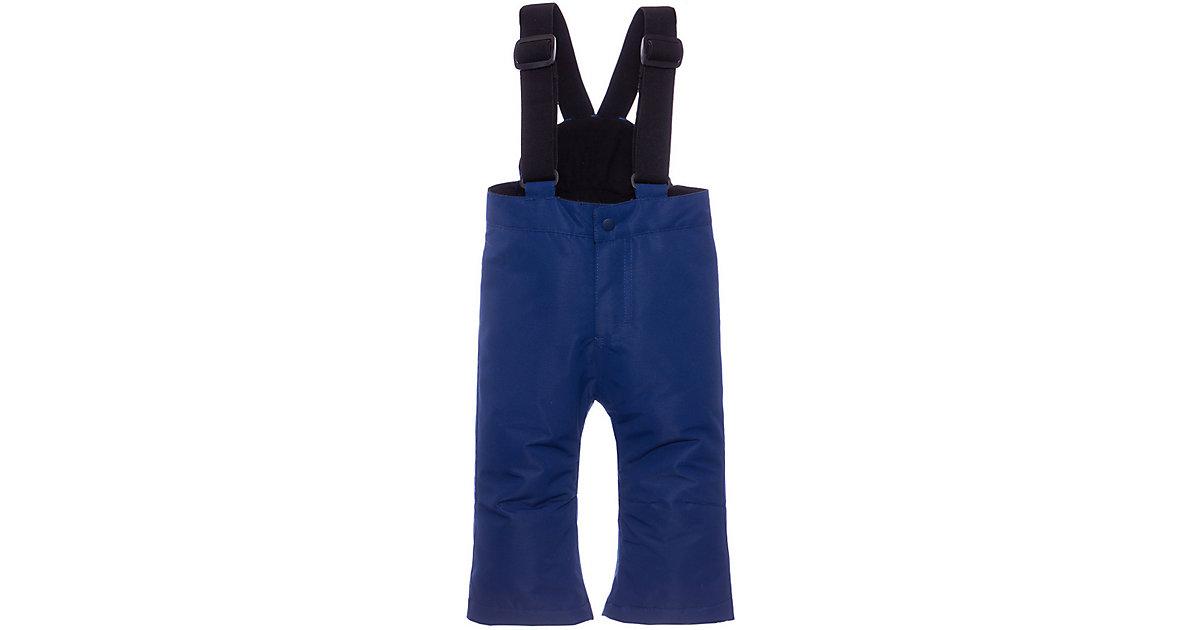 Baby Skihose RUNDERLAND  dunkelblau Gr. 74 Jungen Baby