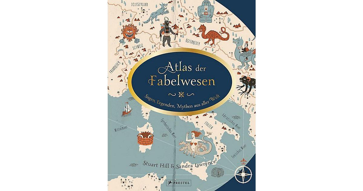 Prestel · Atlas der Fabelwesen