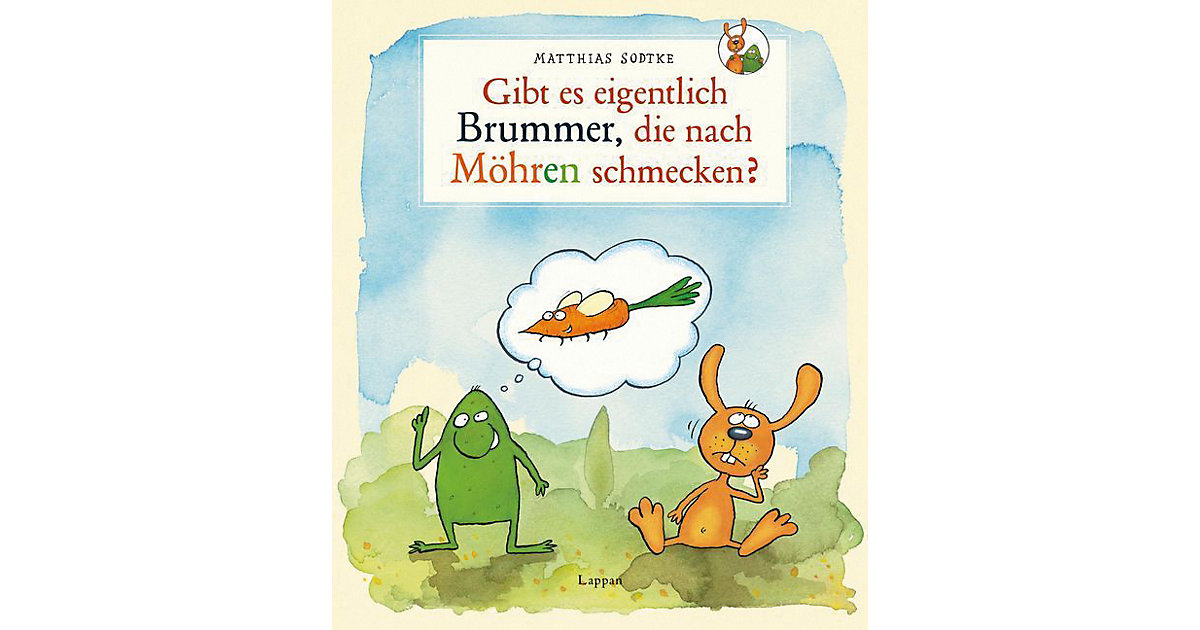 Buch - Nulli & Priesemut: Gibt es eigentlich Brummer, die nach Möhren schmecken?