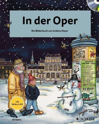 Buch - In der Oper, mit Audio-CD