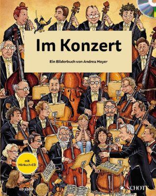 Buch - Im Konzert, mit Audio-CD