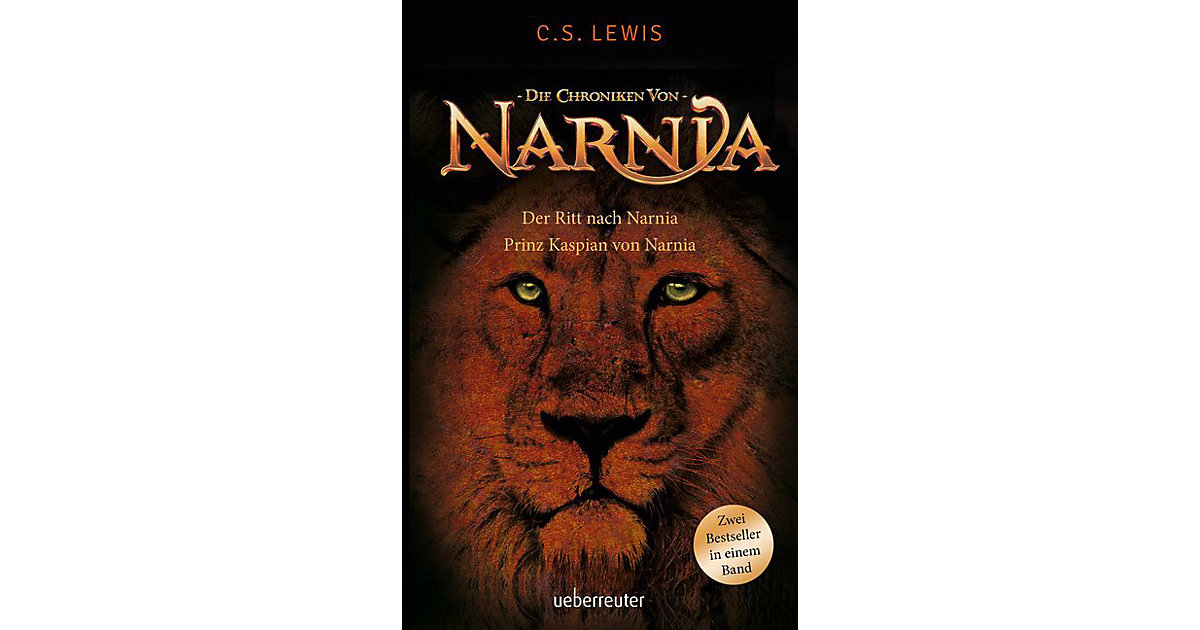 Buch - Die Chroniken von Narnia: Der Ritt nach Narnia / Prinz Kaspian von Narnia, Band 3+4