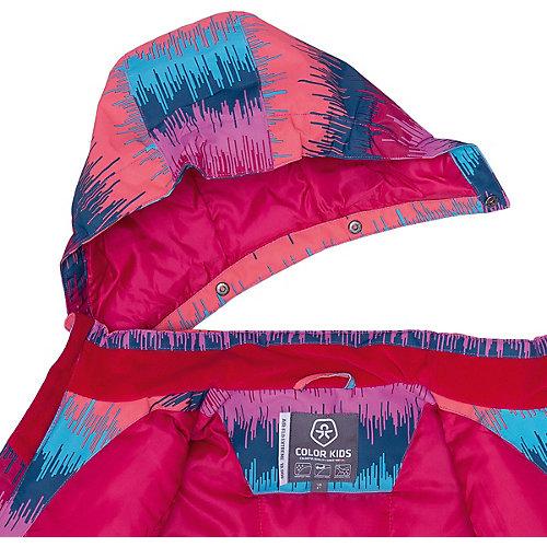Утеплённая куртка Color Kids Dikson - розовый от COLOR KIDS