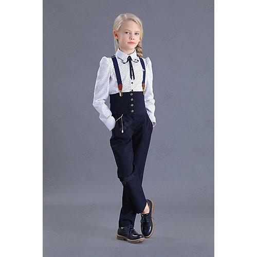 Блузка Маленькая леди - белый от Маленькая Леди