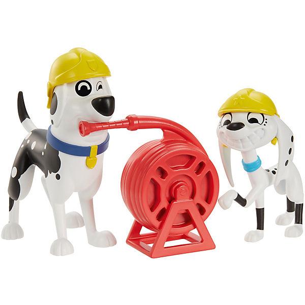 Disney Das Haus Der 101 Dalmatiner Figuren 2er Pack Feuerwehreinsatz Mattel