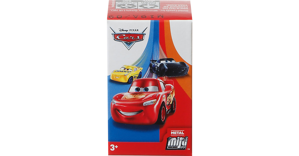 Disney Cars Mini Racers Blindpack Sortiment im Thekendisplay