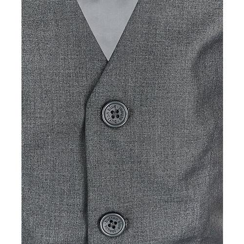 Жилет Button Blue - серый от Button Blue