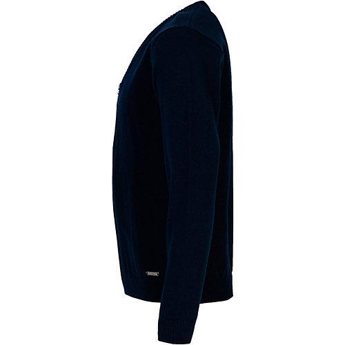 Кардиган Button Blue - темно-синий от Button Blue
