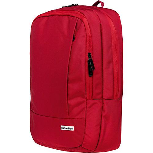 Рюкзак Button Blue - красный от Button Blue