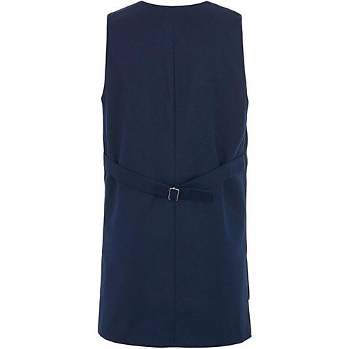 Жилет Button Blue - темно-синий от Button Blue
