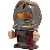 Будильник Kids Time BulbBotz Marvel «Звездный Лорд» минифигура