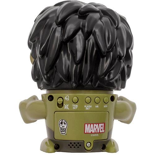 Будильник Kids Time BulbBotz Marvel «Халк» минифигура от Детское время