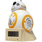 Будильник Kids Time BulbBotz Star Wars BB-8 минифигура