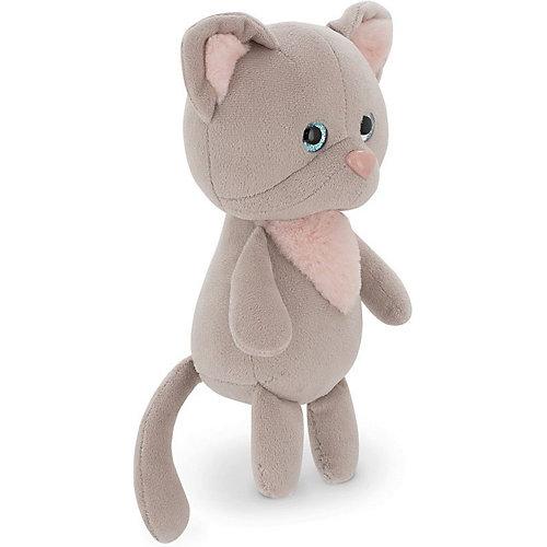 Мягкая игрушка Orange Mini Twini Котёнок серый, 20 см от Orange