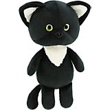 Мягкая игрушка Orange Mini Twini Котёнок чёрный, 20 см