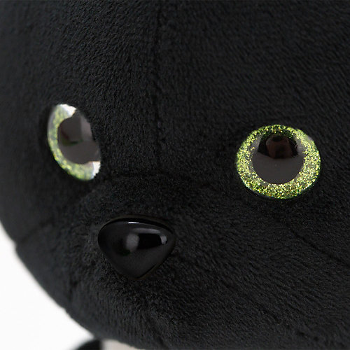 Мягкая игрушка Orange Mini Twini Котёнок чёрный, 20 см от Orange