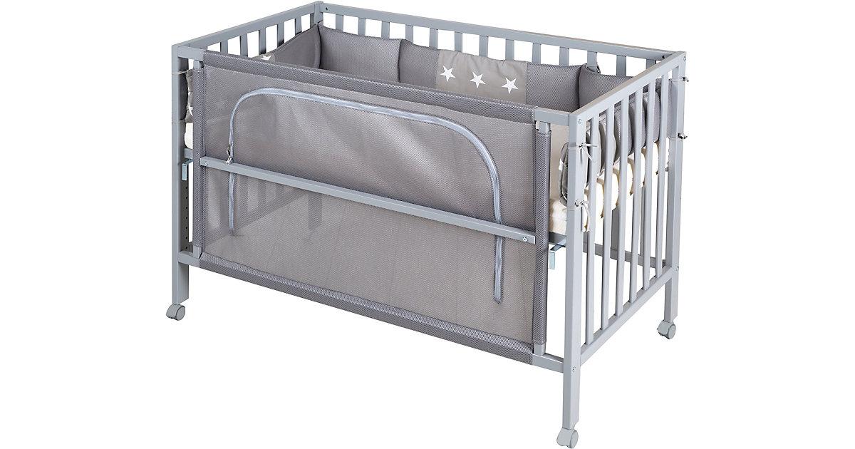 Kinderbett safe asleep Little Stars | Kinderzimmer > Kinderbetten > Kinderbetten | Roba