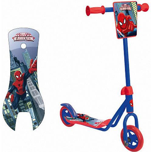 Двухколесный самокат 1Toy Spider-Man от 1Toy