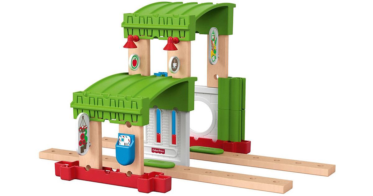 Fisher-Price Wunder Werker Erweiterungsset Orte, Zubehör, Konstruktions-Spielzeug