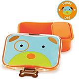 "Набор контейнеров для завтрака Skip Hop Zoo Lunch Kit ""Собака"""