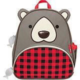 """Рюкзак детский Skip Hop Zoo Pack """"Медведь"""""""
