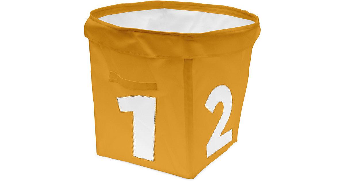 Image of Aufbewahrungsbox Tube - gelb