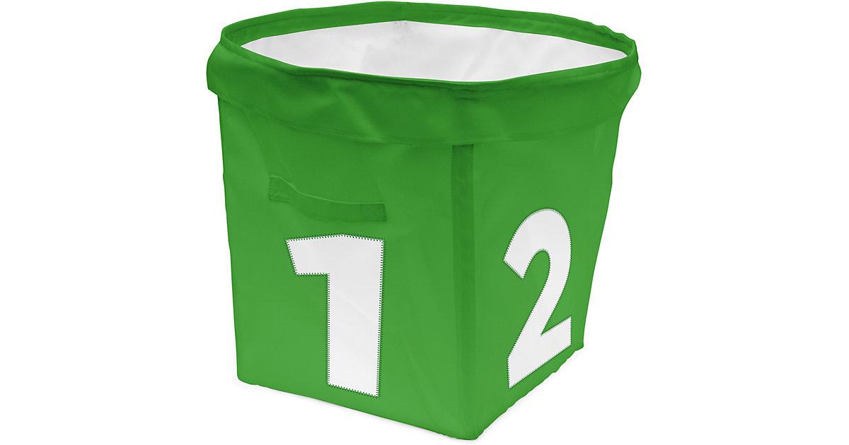 Image of Aufbewahrungsbox Tube - grün