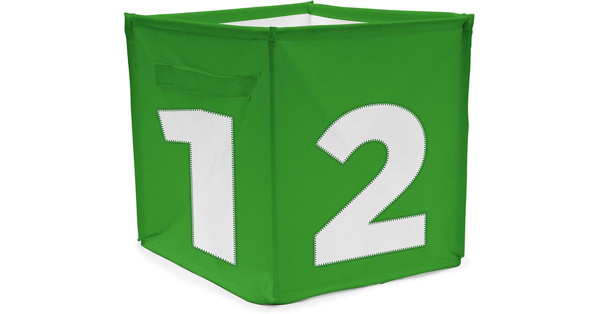 Image of Aufbewahrungsbox Würfel - grün