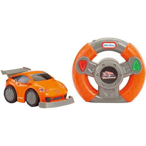 "Машинка Little Tikes You Drive ""Спорткар"", оранжевая"