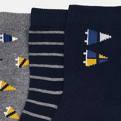 Носки Mayoral, 3 пары - темно-синий от Mayoral