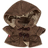 Комплект одежды Budi Basa для Зайки Ми-мальчика, 25 см, коричневое пальто