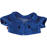 Комплект одежды Budi Basa для Зайки Ми-мальчика, 25 см, синий пиджак