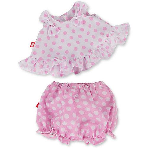 Комплект одежды Budi Basa для Зайки Ми, 25 см, розовая пижама от Budi Basa