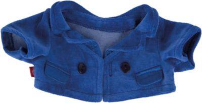 Комплект одежды Budi Basa для Зайки Ми-мальчика, 32 см, синий пиджак