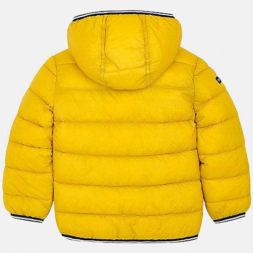 Демисезонная куртка Mayoral - желтый от Mayoral