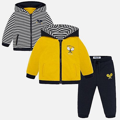 Спортивный костюм Mayoral - желтый от Mayoral