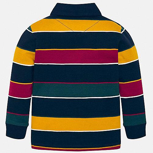 Поло Mayoral - разноцветный от Mayoral