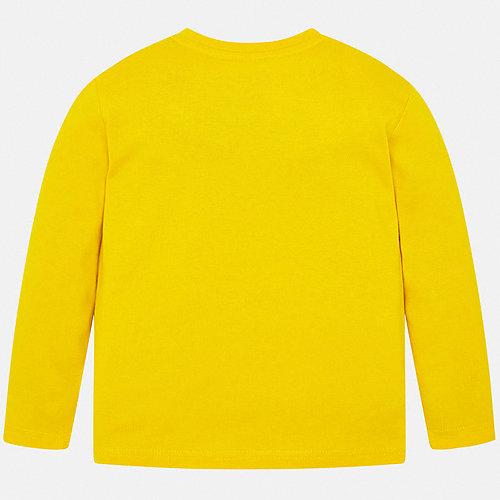 Лонгслив Mayoral - желтый от Mayoral