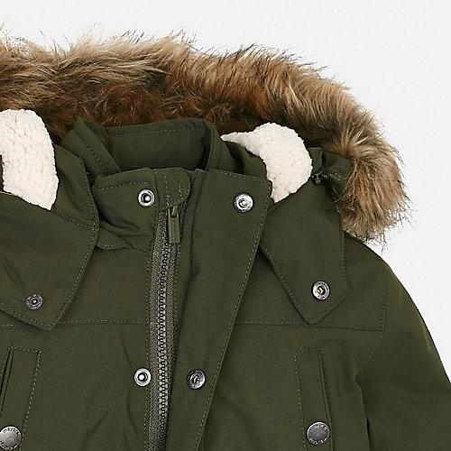 Куртка Mayoral - зеленый от Mayoral