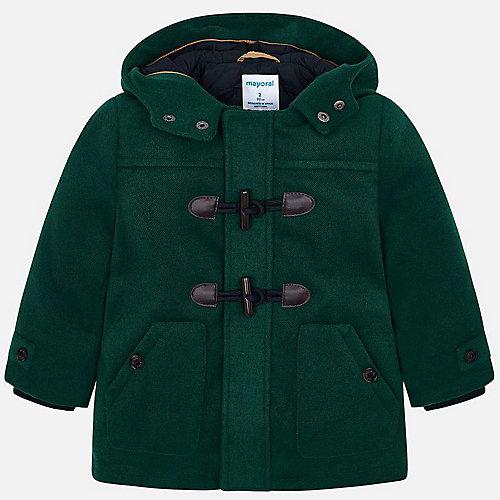 Пальто Mayoral - зеленый от Mayoral