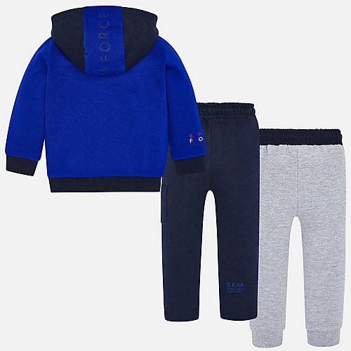 Спортивный костюм Mayoral - синий от Mayoral