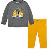 Комплект Mayoral: свитер и брюки
