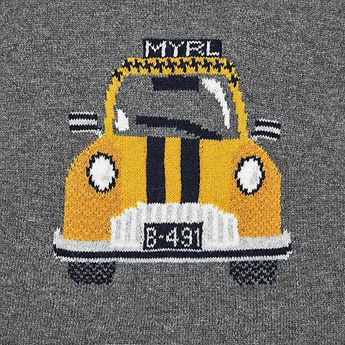 Комплект Mayoral: свитер и брюки - желтый от Mayoral