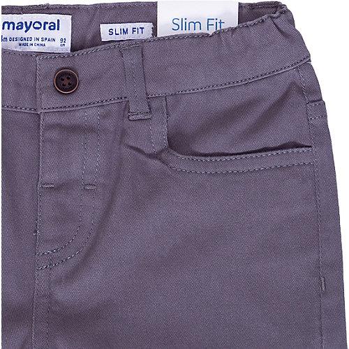Комплект Mayoral: свитер и брюки - серый от Mayoral