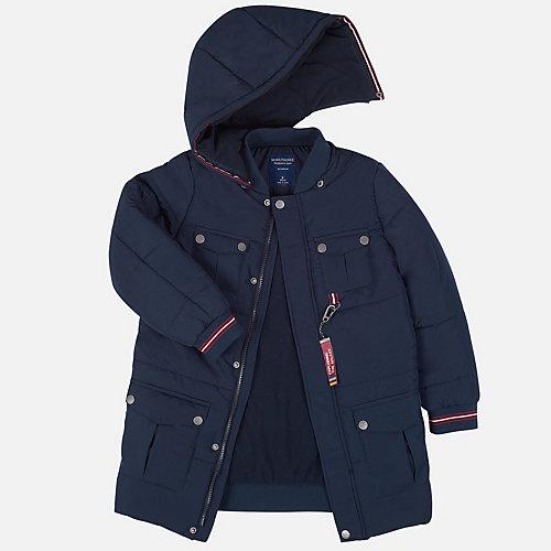 Демисезонная куртка Mayoral - черный от Mayoral
